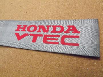 Fita de Reboque - Honda Vtec