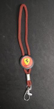 Fita Porta Chaves (lanyard) Ajustável para Ferrari