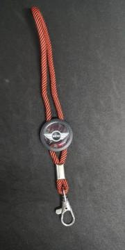 Fita Porta Chaves (lanyard) Ajustável para Mini