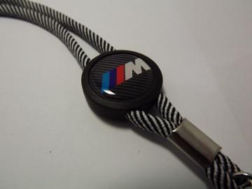 Fita Porta Chaves (lanyard) de Pescoço Ajustável para BMW