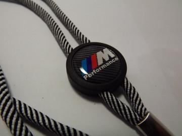 Fita Porta Chaves (lanyard) de Pescoço Ajustável para ///M Performance (BMW)