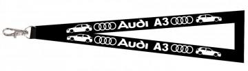 Fita Porta Chaves para Audi A3 8P