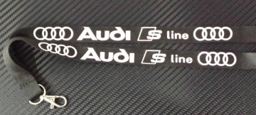 Fita Porta Chaves para  Audi S Line