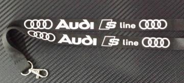 Fita Porta Chaves para  Audi S Line