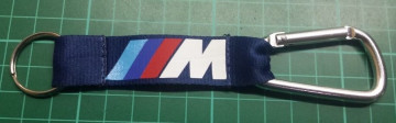Fita Porta Chaves para ///M (BMW)