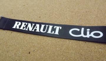 Fita Porta Chaves para Renault Clio