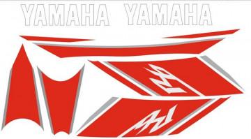 Kit Autocolantes Para YAMAHA YZF R6 2008