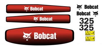 Kit de Autocolantes para BobCat 325