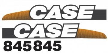 Kit de Autocolantes para CASE 845