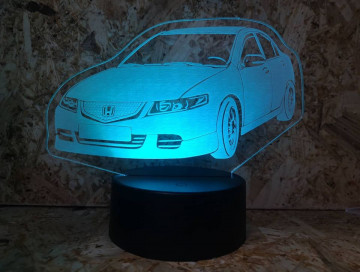 Moldura / Candeeiro com luz de presença - Honda Accord