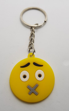Porta Chaves - Emoji sofredor