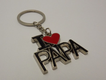 Porta Chaves - I Love Papa