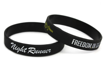Pulseira para Night Runner Preto