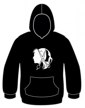 Sweatshirt com capuz - Cabelo