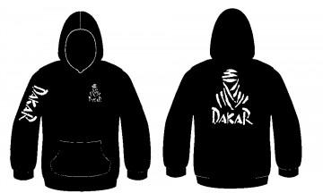 Sweatshirt com capuz - DAKAR