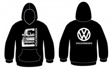 Sweatshirt com capuz Golf 1 MK1