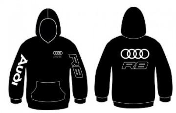 Sweatshirt com capuz para Audi R8