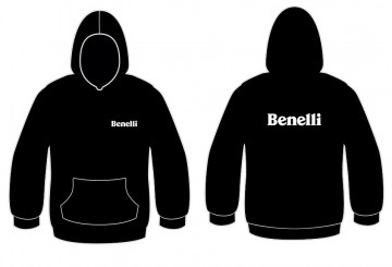 Sweatshirt com capuz para Benelli