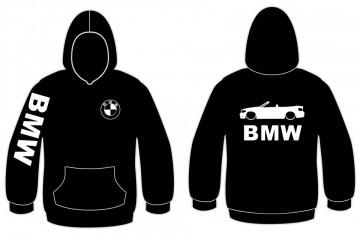 Sweatshirt com capuz para Bmw E88 Cabrio
