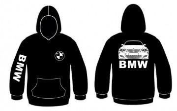Sweatshirt com capuz para BMW Série 5 E60 E61