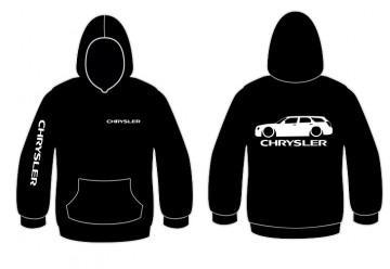 Sweatshirt com capuz para Chrysler 300c SW
