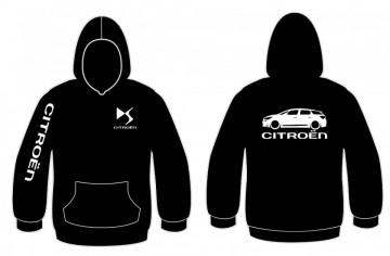 Sweatshirt com capuz para Citroen DS5