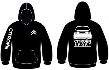 Sweatshirt com capuz para Citroen Sport - C2