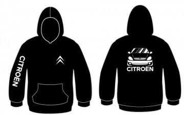 Sweatshirt com capuz para Citroen Xsara