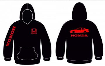 Sweatshirt com capuz para Honda Civic EJ