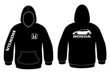 Sweatshirt com capuz para Honda Civic EK Lateral