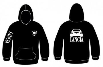 Sweatshirt com capuz para Lancia Delta