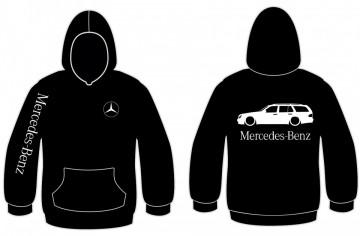 Sweatshirt com capuz para Mercedes-Benz S210
