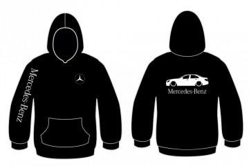 Sweatshirt com capuz para Mercedes-Benz W204