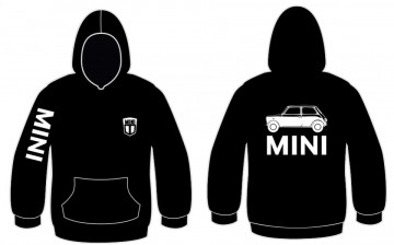 Sweatshirt com capuz para Mini Clubman 1975