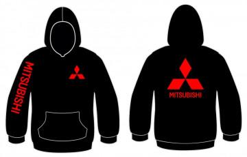 Sweatshirt com capuz para Mitsubishi