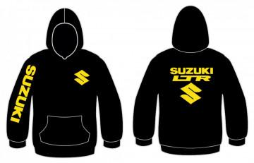 Sweatshirt com capuz para Suzuki LTR
