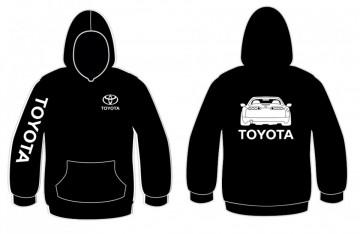 Sweatshirt com capuz para Toyota Supra