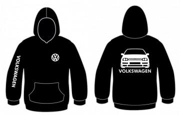 Sweatshirt com capuz para Volkswagen Golf 3