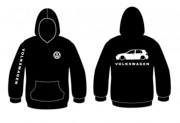 Sweatshirt com capuz para Volkswagen Golf 4 5P