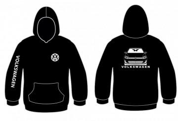 Sweatshirt com capuz para Volkswagen Golf 7