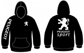 Sweatshirt com capuz - Peugeot Sport