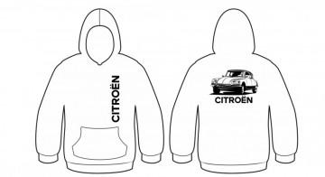 Sweatshirt para citroen DS23