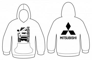 Sweatshirt para Mitsubishi L200