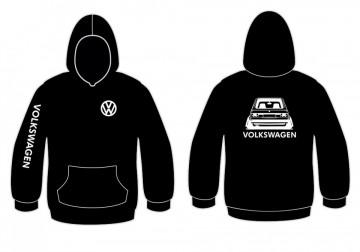 Sweatshirt para Volkswagen Golf I Traseira