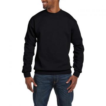 Sweatshirt Preta - sem personalização