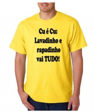 T-shirt  - Cu é Cu