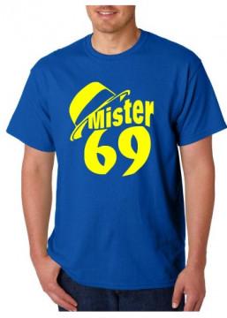 T-shirt  - Mister 69