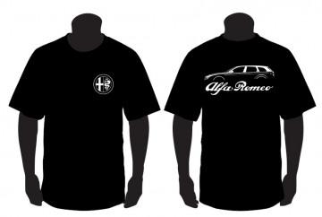 T-shirt para Alfa Romeo 159 Sw
