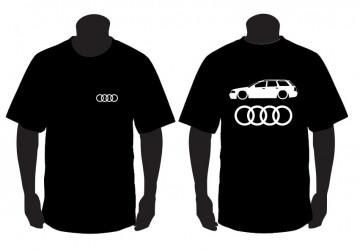 T-shirt para Audi A4 B5 Avant
