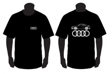 T-shirt para Audi TT 3.2